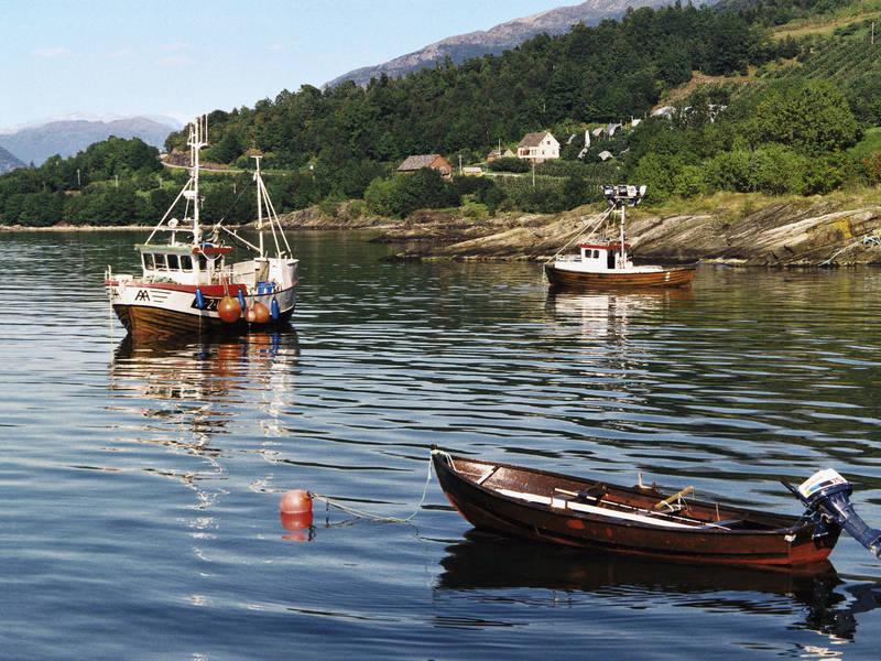 норвегия рыбалка с петербург